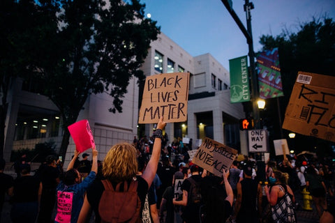 black lives matter sign ideas
