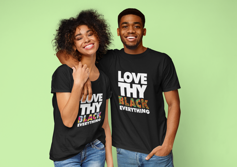 black women shirts. black lives matter protest t shirts from black owned apparel