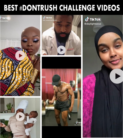dont rush dontrush challenge videos