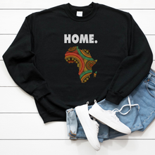 Load image into Gallery viewer, Home is Africa Sweatshirt - My Black Clothing