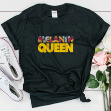 Load image into Gallery viewer, Melanin Queen Women's T-shirt - My Black Clothing