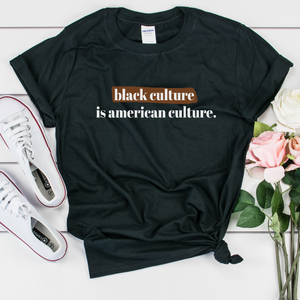 black culture black pride t shirt.