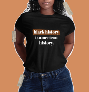 black history is american history shirt. black history month. black history shirt