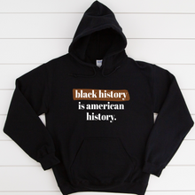Load image into Gallery viewer, black owned hoodie for black history month. black history month sweater