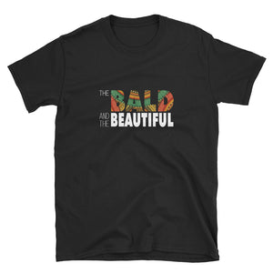 beautiful bald black women t shirt