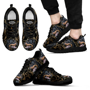 Rottweiler Men's Sneakers