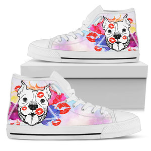 Pit Bull Women's High Top Sneakers