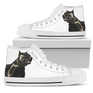 Pit Bull Men's High Top Sneakers