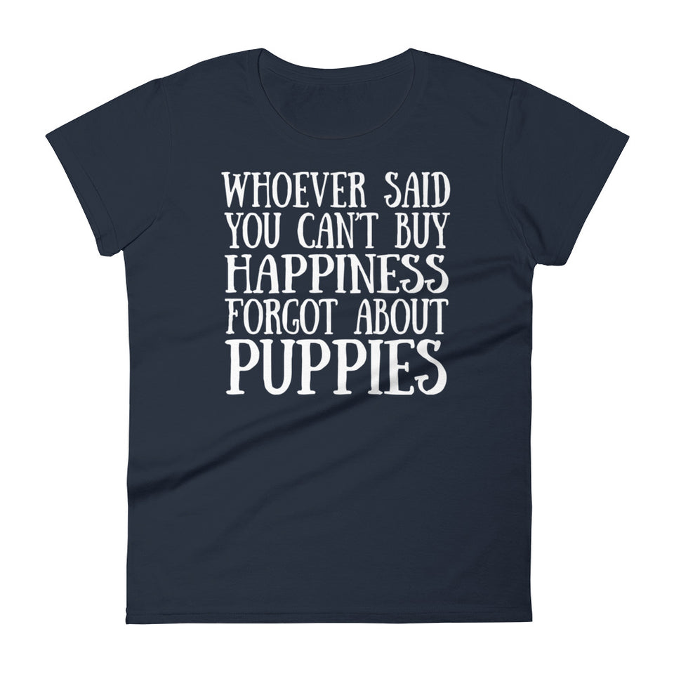 Puppies Women's T-Shirt
