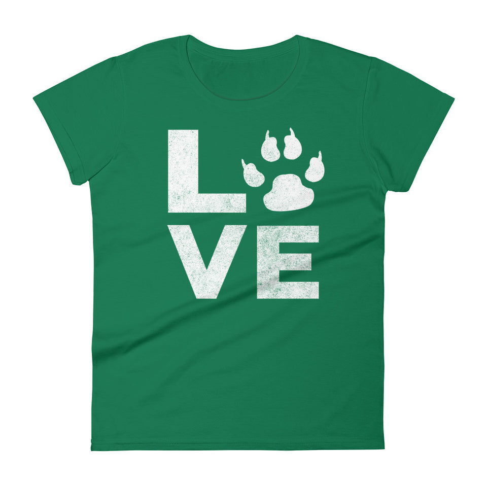 Paw Love Women's T-Shirt