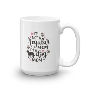 Dog Mom Mug - 15 Ounces