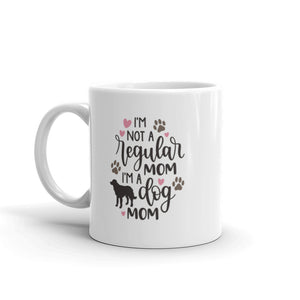 Dog Mom Mug - 11 Ounces