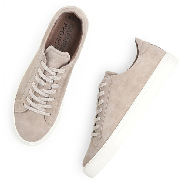 TYPE WOMEN  Earth/Offwhite Suede