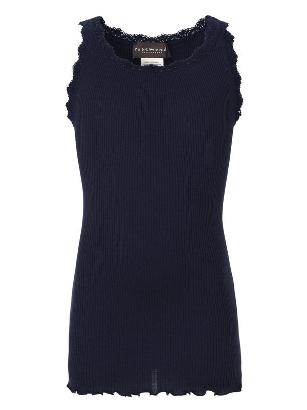 SILK TOP REGULAR  Navy