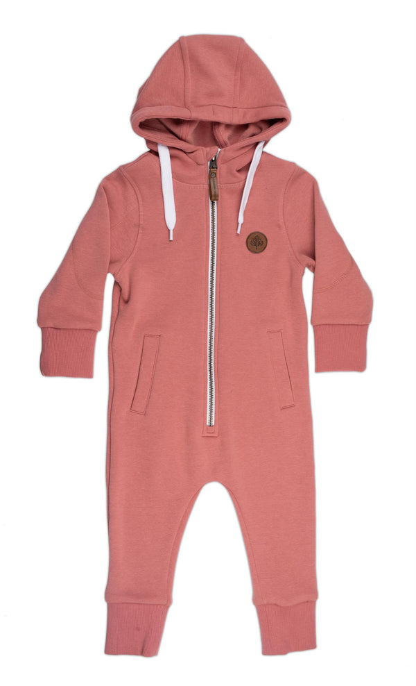VENNEN FLEECE HELDRESS - Rosa