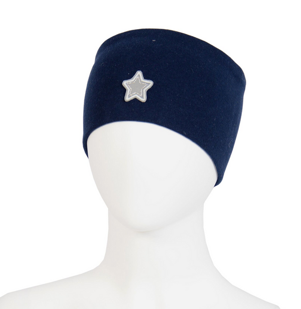 STAR HEADBAND  Blue