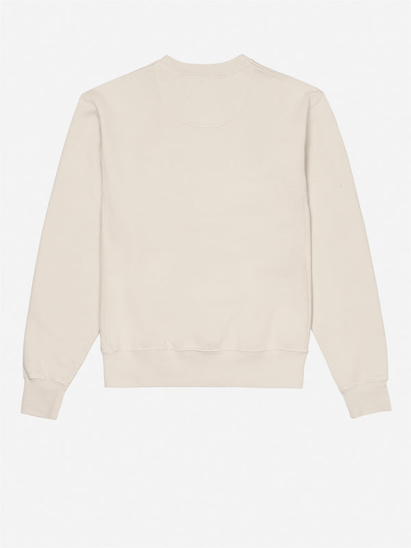 MONDAY CREW NECK  Shell Cream
