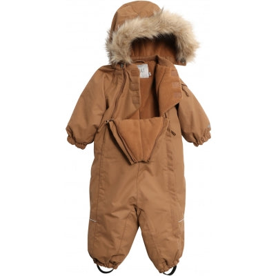 SNOWSUIT NICKIE  Caramel