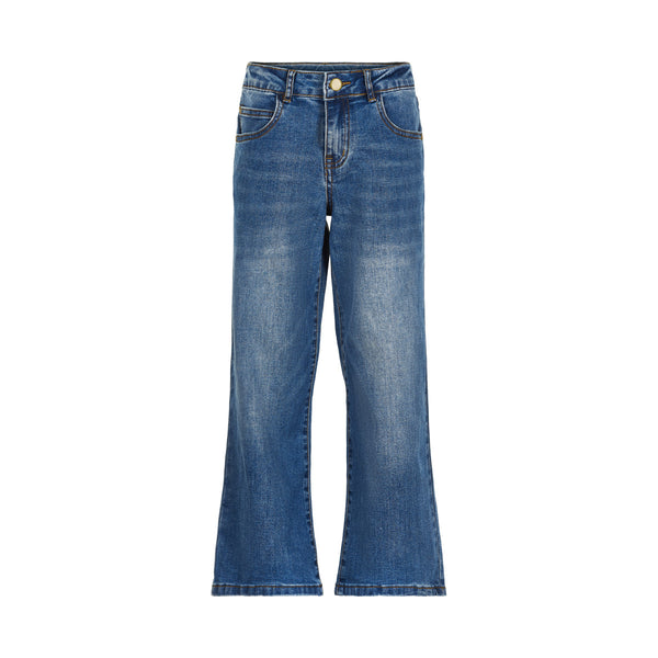 ONINKA WIDE DENIM PANTS  Light Blue Denim