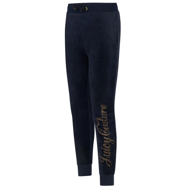 JUICY LUXE VELOUR JOGGER  Night Sky