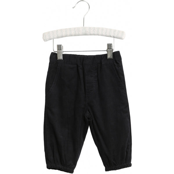 TROUSERS GUSTAV LINED  Midnight Blue