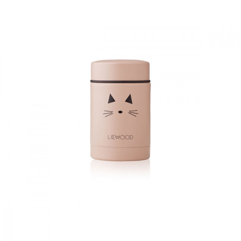 NADJA FOOD JAR  Cat Rose