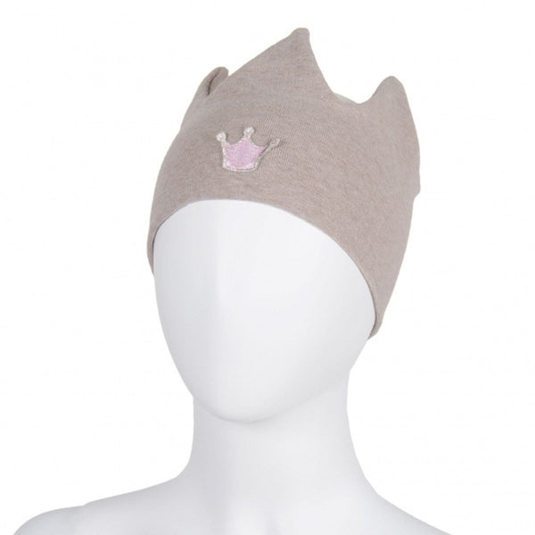CROWN HEADBAND  Beige Melange