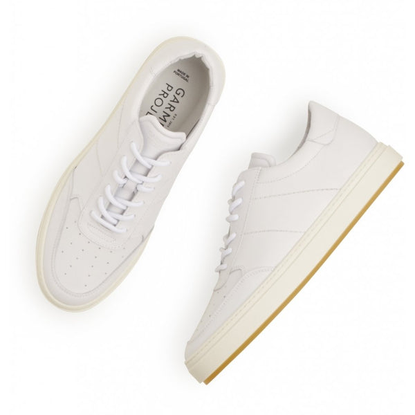 LEGEND  White Grained Leather