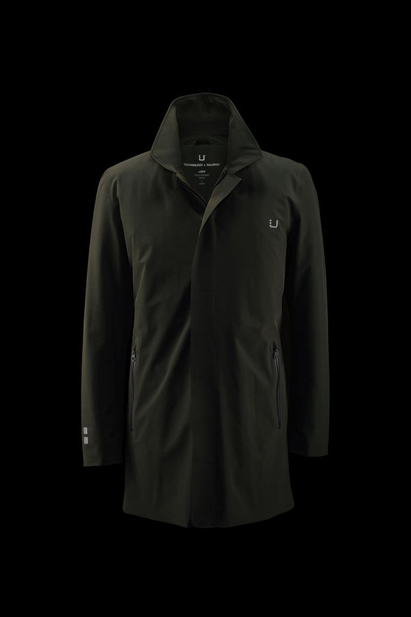 REGULATOR COAT  Night Olive
