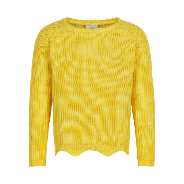 OLLY KNIT SWEATER  Aurora