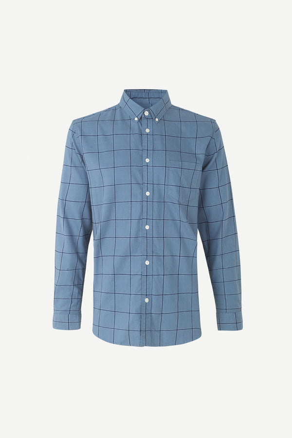 LIAM BA SHIRT 11377  Blue Mirage