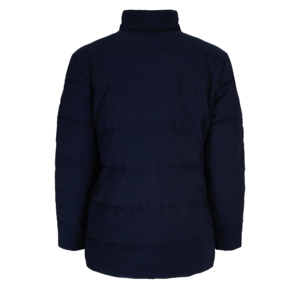SCUTI DOWN SHIRT  Navy