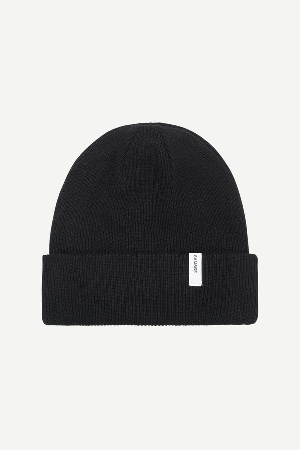 The Beanie  Black