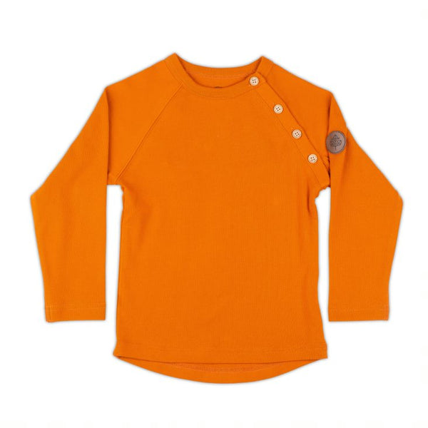 VILLVETTE LONGSLEEVE  Brent Orange
