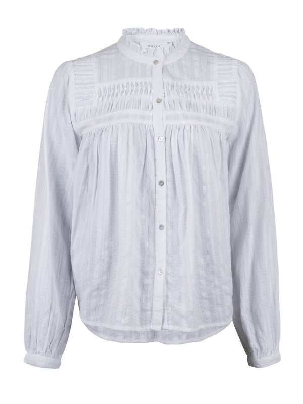 ANETTA BLOUSE  White