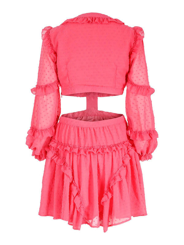 KELLY DRESS  Coral