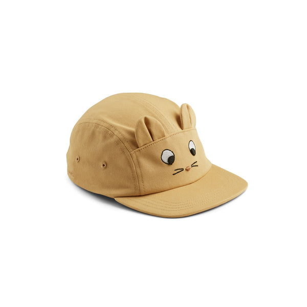 RORY CAP  Mouse Wheat Yellow