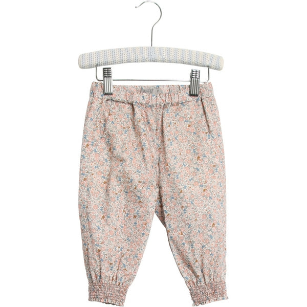 TROUSERS SARA  Rose Flowers