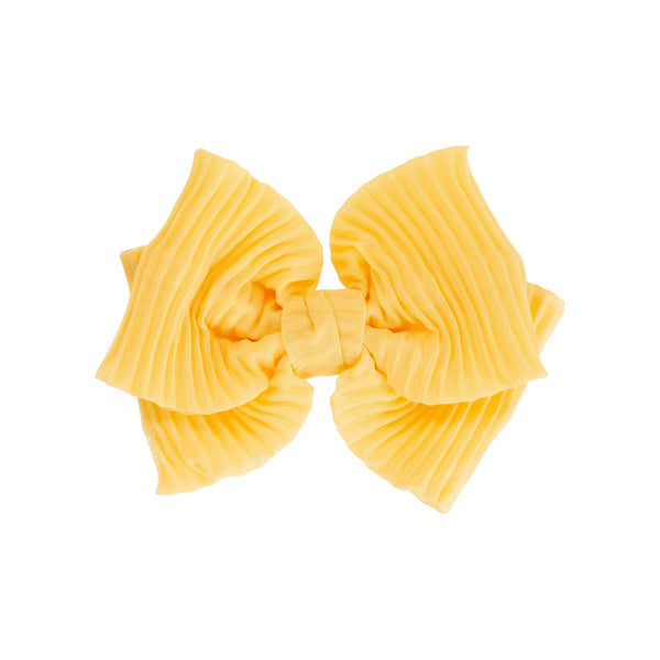 PETIT JADA BOW  Lemon