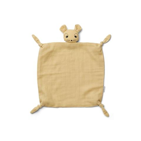 AGNETE CUDDLE CLOTH  Mouse Wheat Yellow