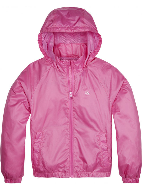 PACKABLE HERO JACKET  Vivid Pink
