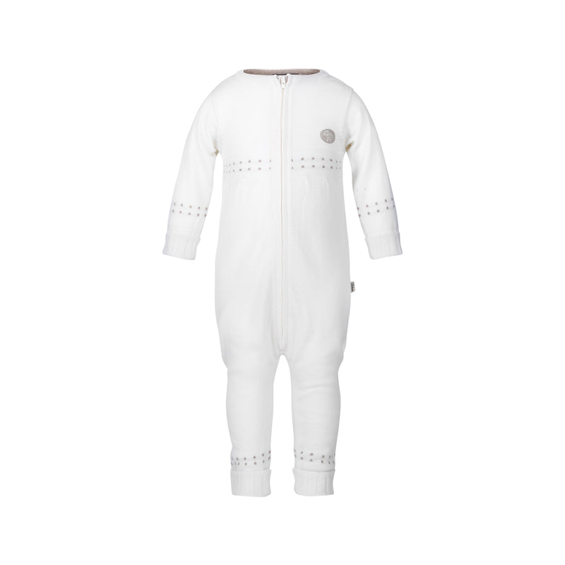 BABYSUIT THIN BASIC  White