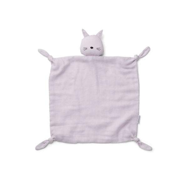 AGNETE CUDDLE CLOTH  Cat Light Lavender