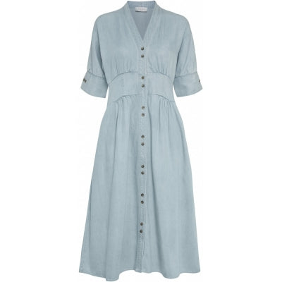 SCARLETT DRESS  Light Blue