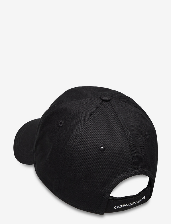 MONOGRAM KIDS BASEBALL CAP  Ck Black