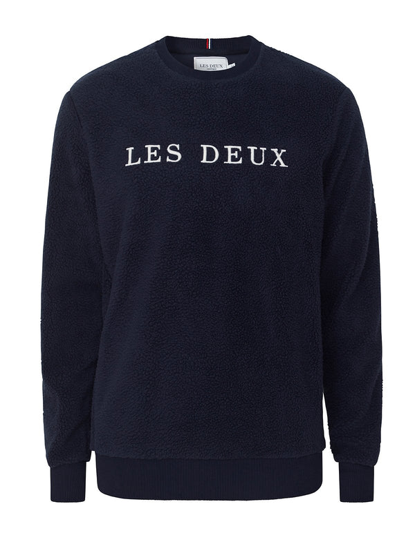DALLAS FLEECE SWEATSHIRT  Dark Navy