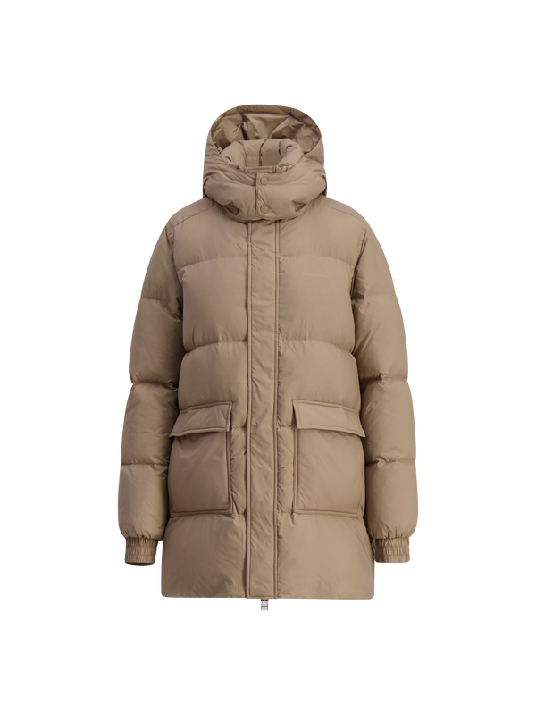 SOL DOWN JACKET 20-04  Beige