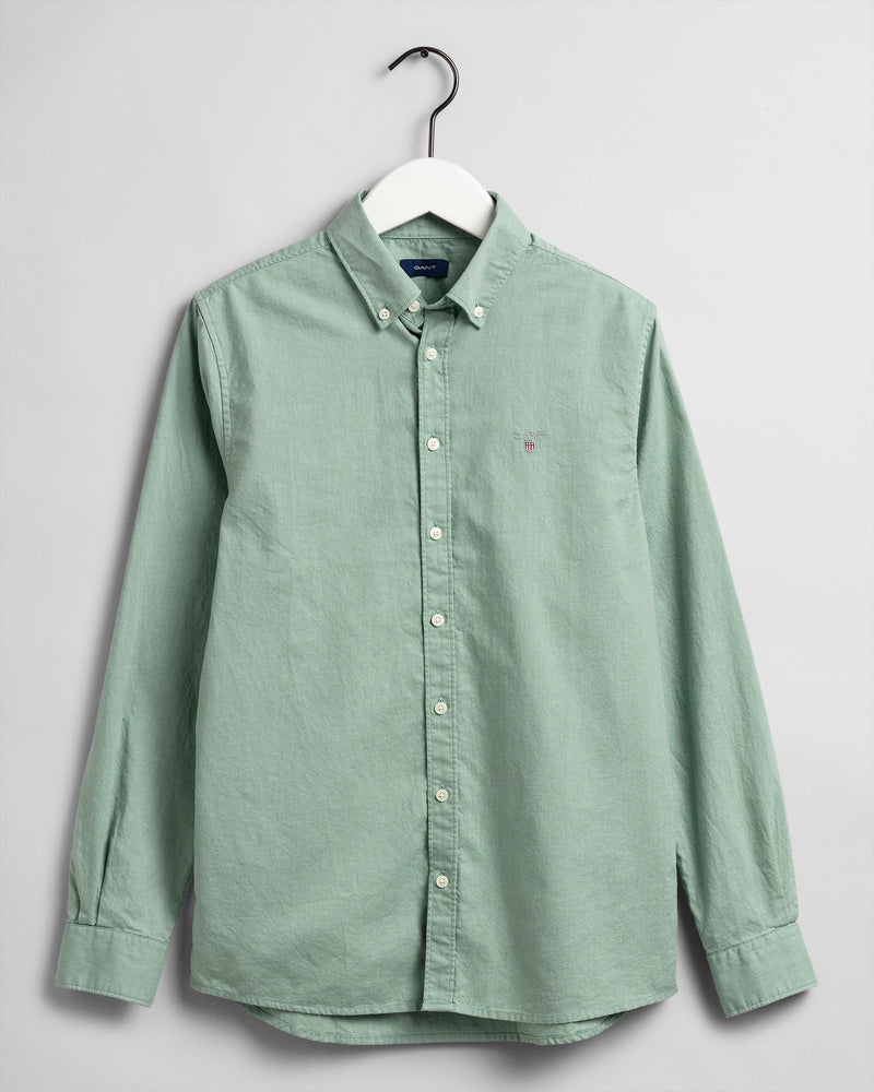 ARCHIVE OXFORD B.D SHIRT  Peppermint