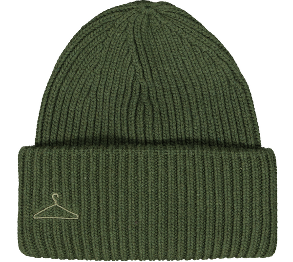 HYPNOTIZED BEANIE  Dark Green