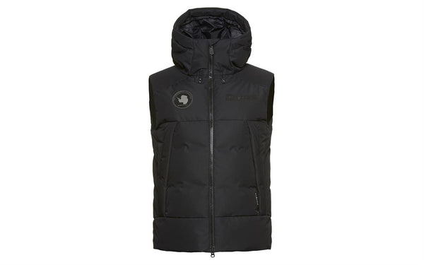 ARCTIC DOWN VEST  Carbon